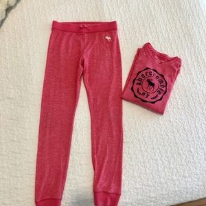 Abercrombie set for girls